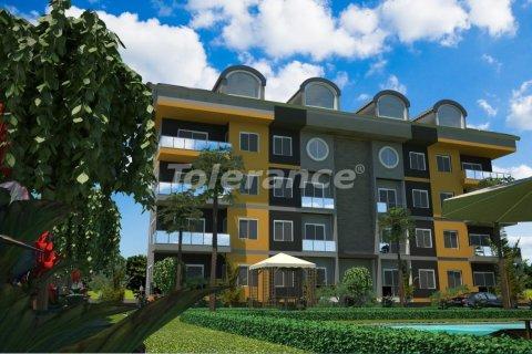 Продажа квартиры в Аланье, Анталья, Турция 2+1, №3400 – фото 1