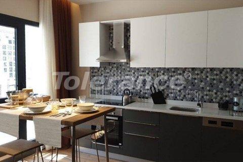 Продажа квартиры в Стамбуле, Турция 1+1, 45м2, №4061 – фото 16