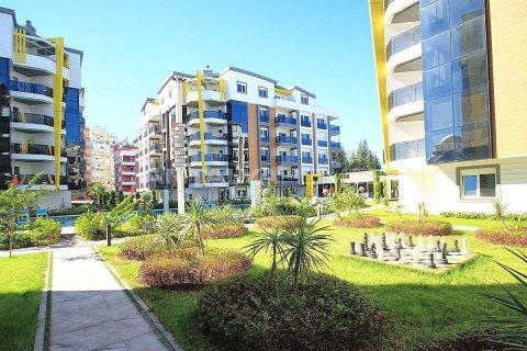Продажа квартиры в Коньяалты, Анталья, Турция 1+1, 65м2, №4483 – фото 27
