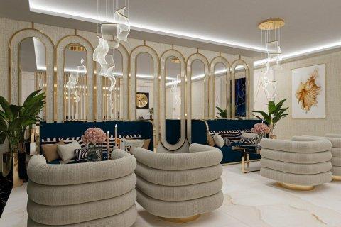 Продажа квартиры в Аланье, Анталья, Турция 1+1, 56м2, №28608 – фото 3