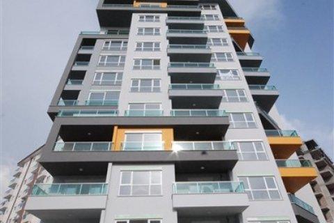Продажа квартиры в Махмутларе, Анталья, Турция 1+1, 70м2, №28586 – фото 5