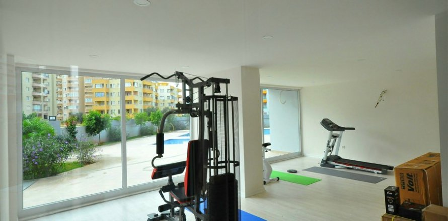 Квартира 1+1 в Махмутларе, Анталья, Турция №28586