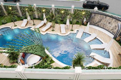 Продажа квартиры в Аланье, Анталья, Турция 1+1, 56м2, №28608 – фото 12