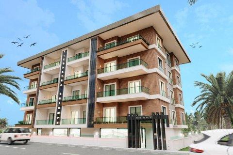 Продажа квартиры в Аланье, Анталья, Турция 1+1, 56м2, №28608 – фото 1