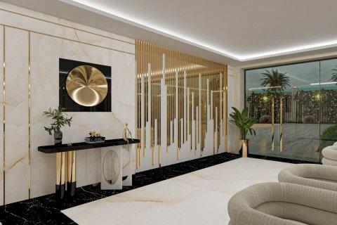 Продажа квартиры в Аланье, Анталья, Турция 1+1, 56м2, №28608 – фото 2