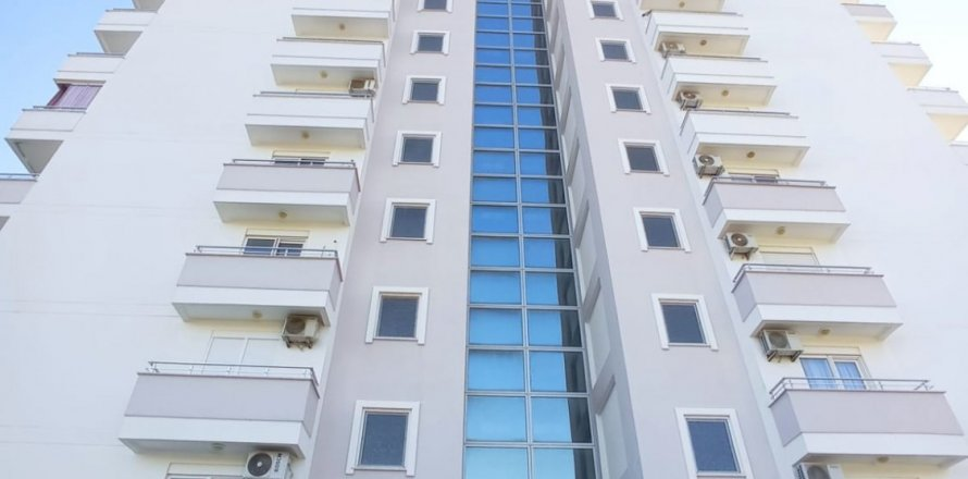 Квартира 1+1 в Махмутларе, Анталья, Турция №28590