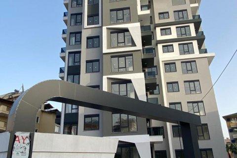 Продажа квартиры в Аланье, Анталья, Турция студия, 55м2, №4177 – фото 20