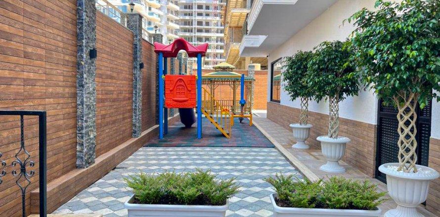 Квартира 1+1 в Махмутларе, Анталья, Турция №28583