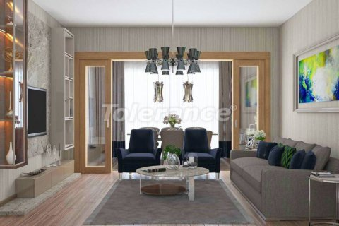 Продажа квартиры в Стамбуле, Турция 1+1, 75м2, №29615 – фото 3