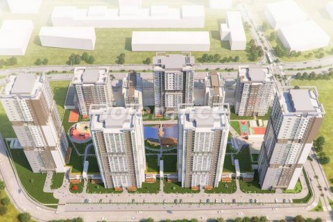 Продажа квартиры в Стамбуле, Турция 1+1, 75м2, №29615 – фото 1