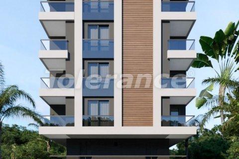 Продажа квартиры в Анталье, Турция 2+1, 50м2, №29471 – фото 3