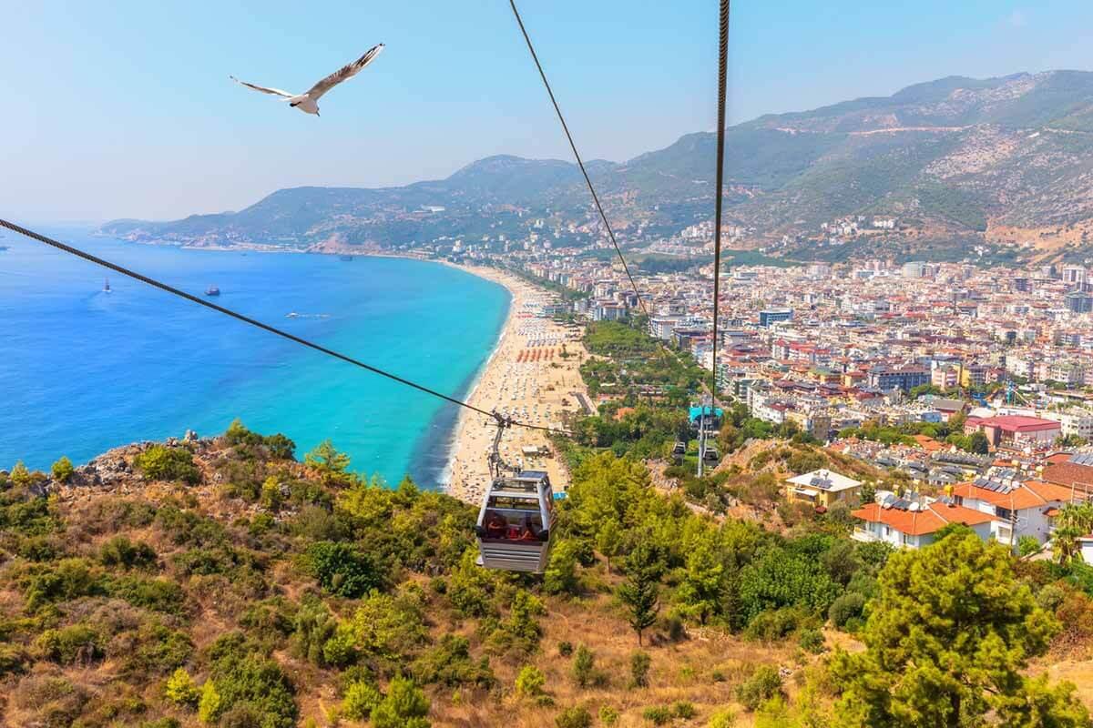 Иностранцы в Турции: Туристы, инвесторы и граждане — национальный состав