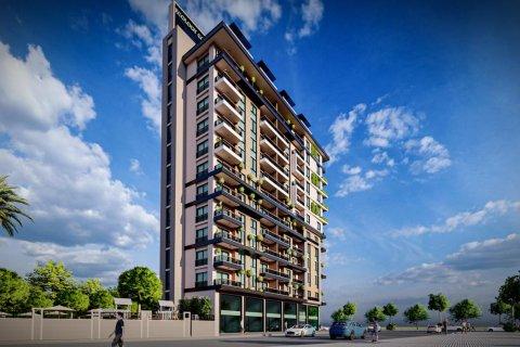 Продажа квартиры в Махмутларе, Анталья, Турция 1+1, 55м2, №30922 – фото 11