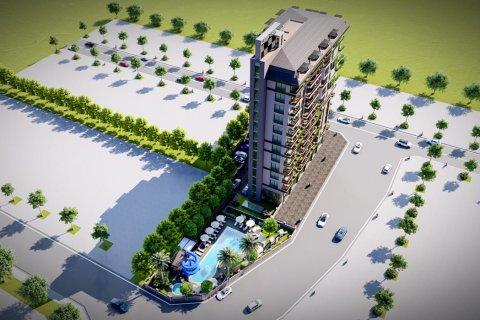 Продажа квартиры в Махмутларе, Анталья, Турция 1+1, 55м2, №30922 – фото 17
