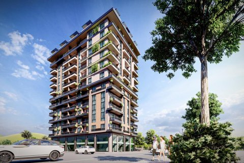 Продажа квартиры в Махмутларе, Анталья, Турция 1+1, 55м2, №30922 – фото 12