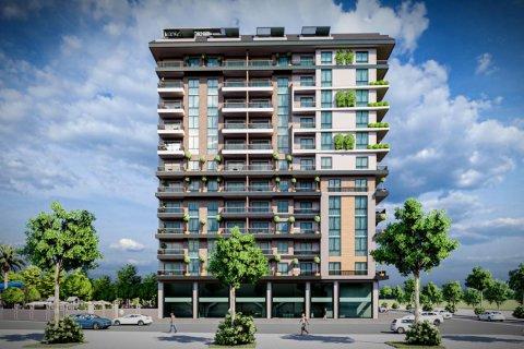 Продажа квартиры в Махмутларе, Анталья, Турция 1+1, 55м2, №30922 – фото 10