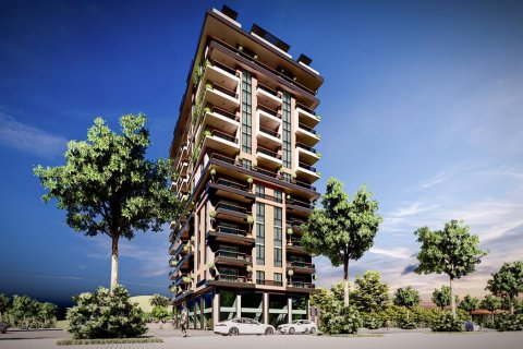 Продажа квартиры в Махмутларе, Анталья, Турция 1+1, 55м2, №30922 – фото 6
