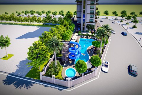 Продажа квартиры в Махмутларе, Анталья, Турция 1+1, 55м2, №30922 – фото 9