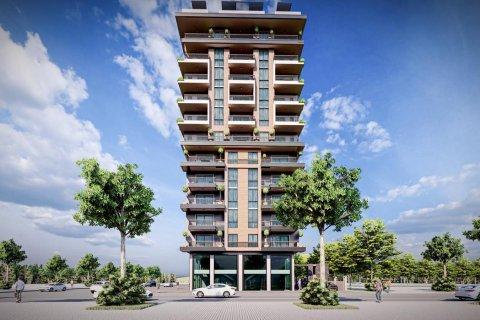 Продажа квартиры в Махмутларе, Анталья, Турция 1+1, 55м2, №30922 – фото 8