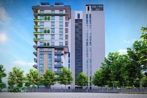 Продажа квартиры в Махмутларе, Анталья, Турция 1+1, 55м2, №30922 – фото 13